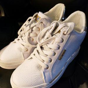 Brand new Guess Hi Top Sneakers